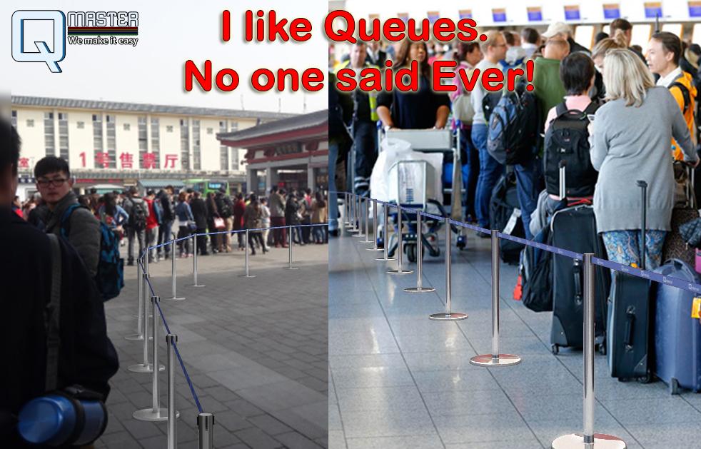 I like Queues