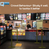 Crowd Behaviour- Study it well to tackle it better.