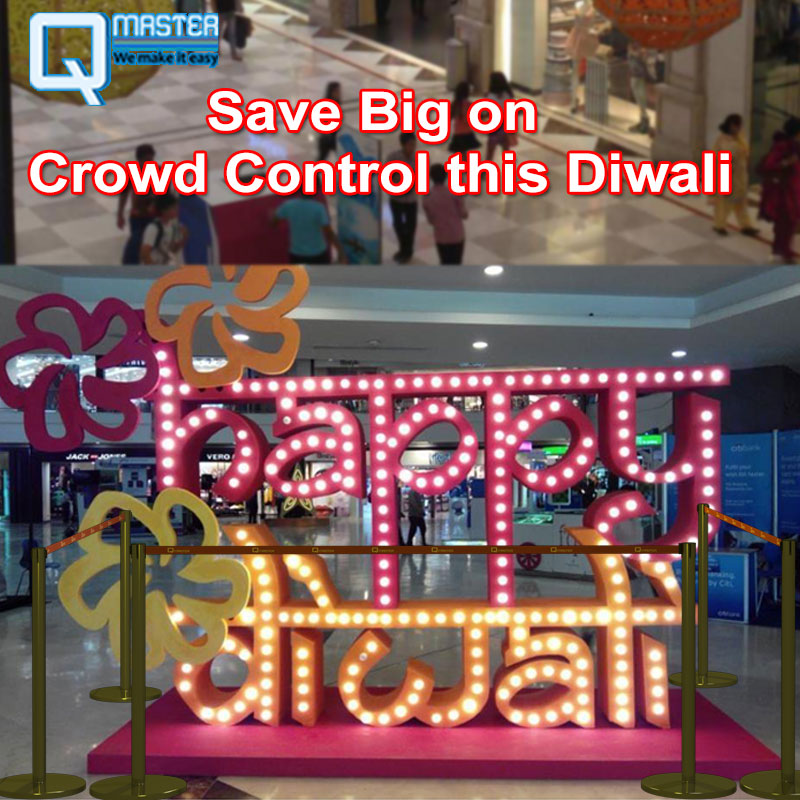 Save Big on Crowd Control this Diwali