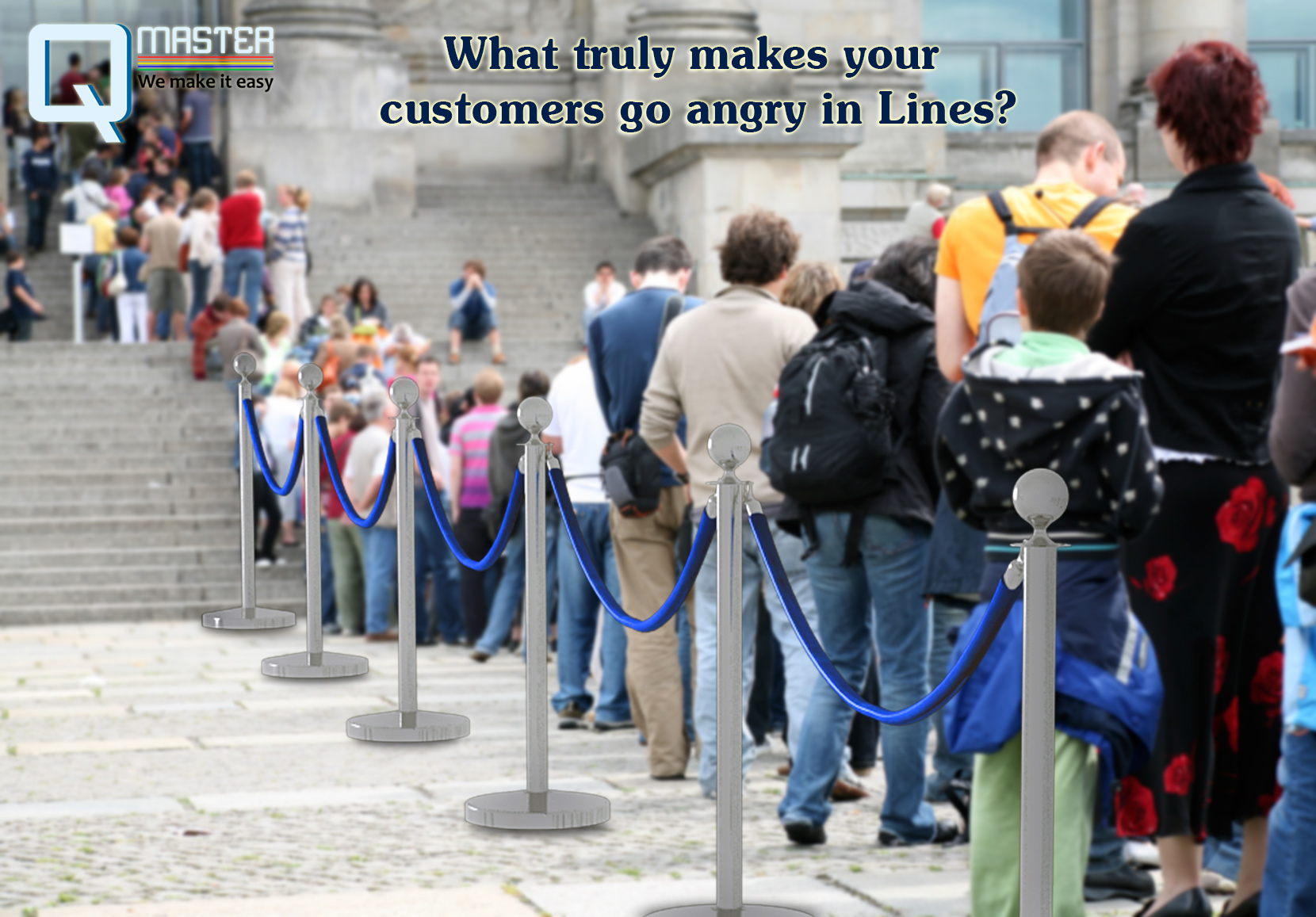 What truly makes your customers go angry in Lines