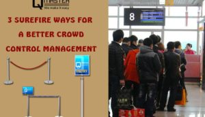 Crowd Control Management